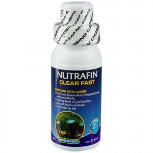 Nutrafin Clear Fast làm trong nước bể cá